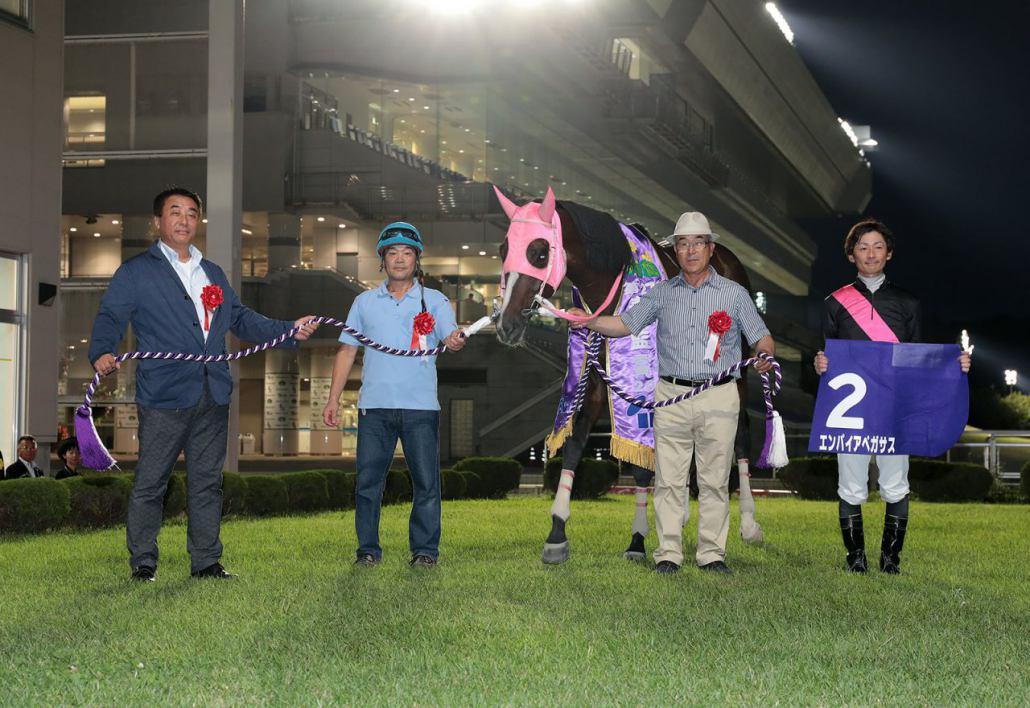 【盛岡・青藍賞】レース結果と関係者コメント