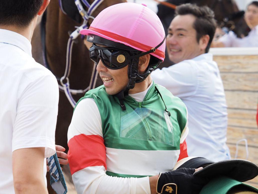 【紫苑S】津村「ハミを噛んだ」レース後ジョッキーコメント