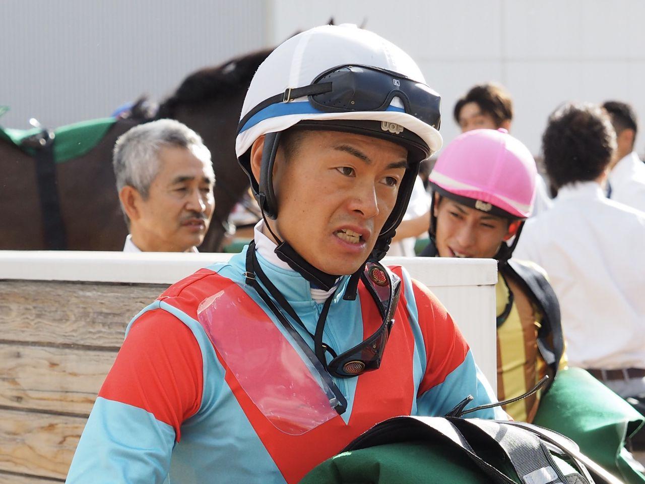 第3回福島競馬リーディングジョッキーは、西村淳也騎手!