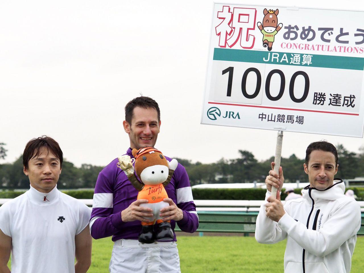【白井特別】Mデムーロ「凄い馬」サトノダムゼルが3戦3勝を決める