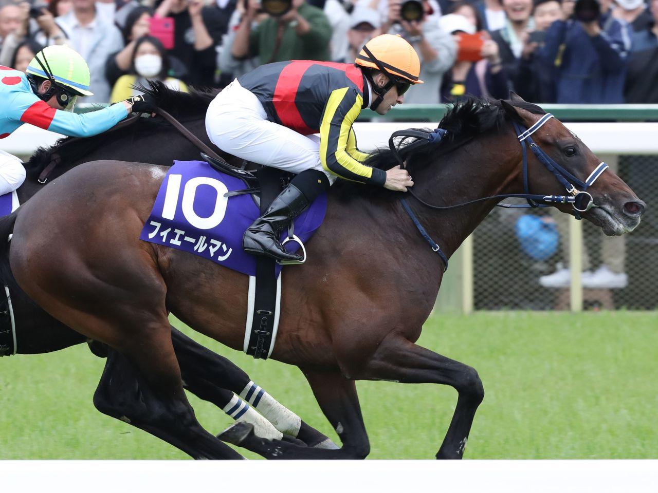 2019凱旋門賞(G1)日本馬の近況(10月3日)