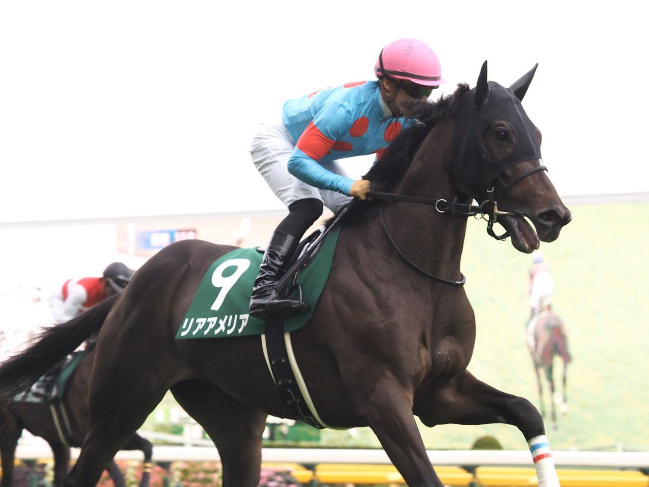 【スワンS】岩田康「勝ち馬のキレ凄かった」レース後ジョッキーコメント