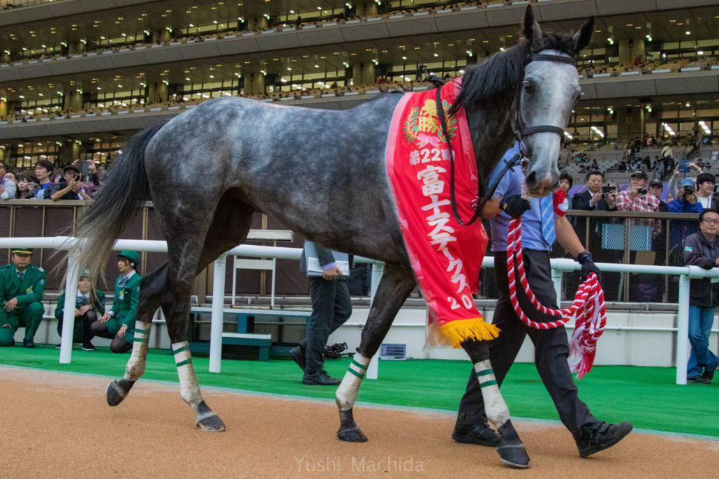 【富士S】スミヨン「ベストの競馬は出来た」レース後ジョッキーコメント