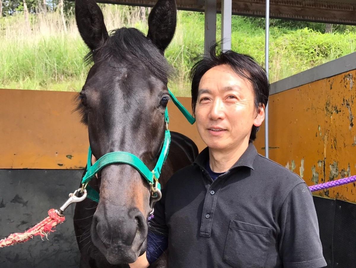 ラジオ大阪「OBCドラマティック競馬 そのだ金曜ナイター中継」にJRA装蹄師の西内荘が出演