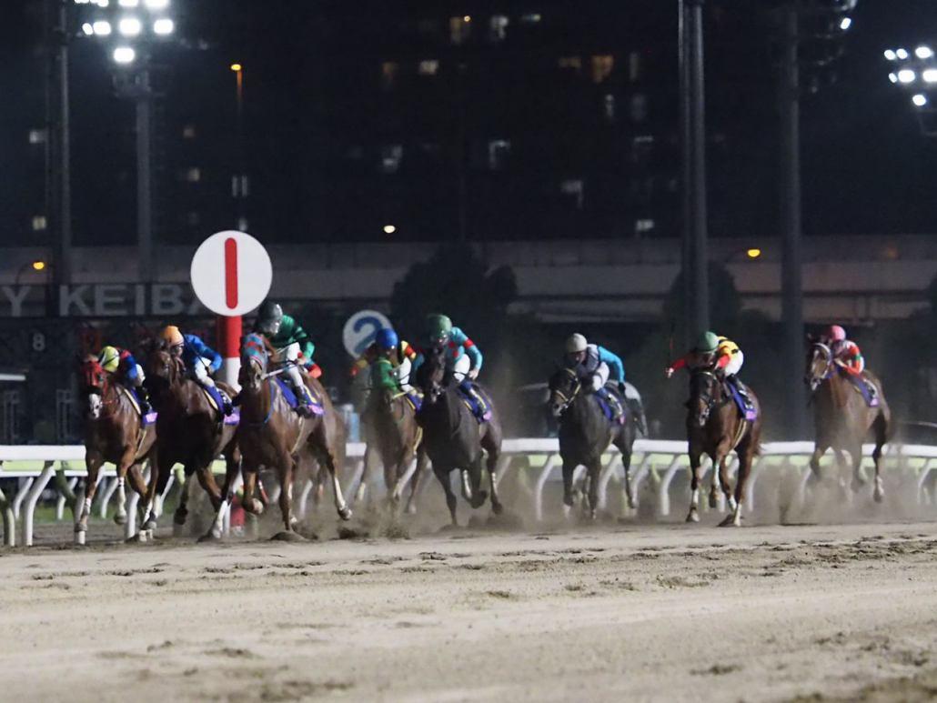 【レディスプレリュード】大野「惜しいレースでした」レース後ジョッキーコメント