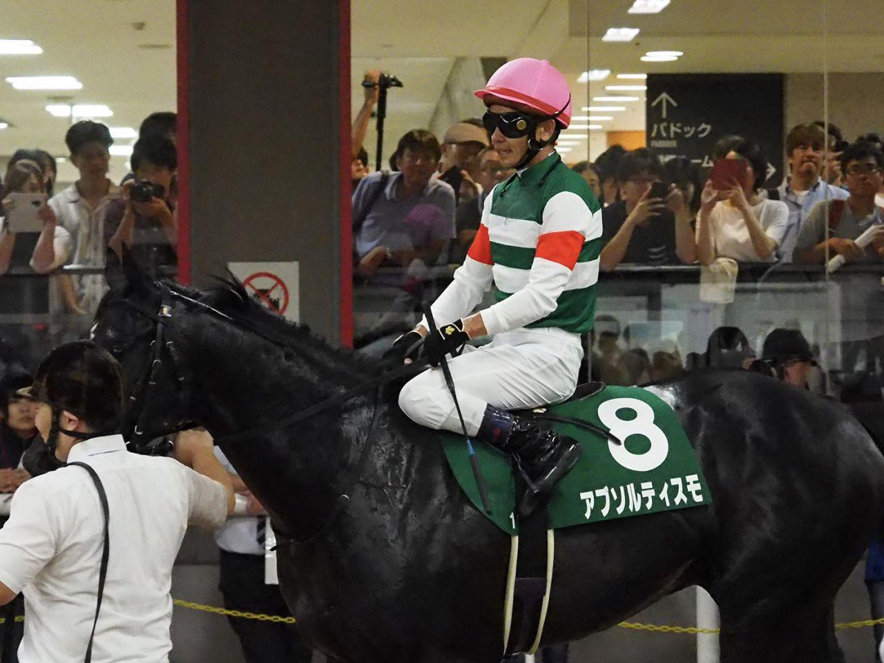 【サウジアラビアRC】戸崎「いい感じでしたが…」レース後ジョッキーコメント