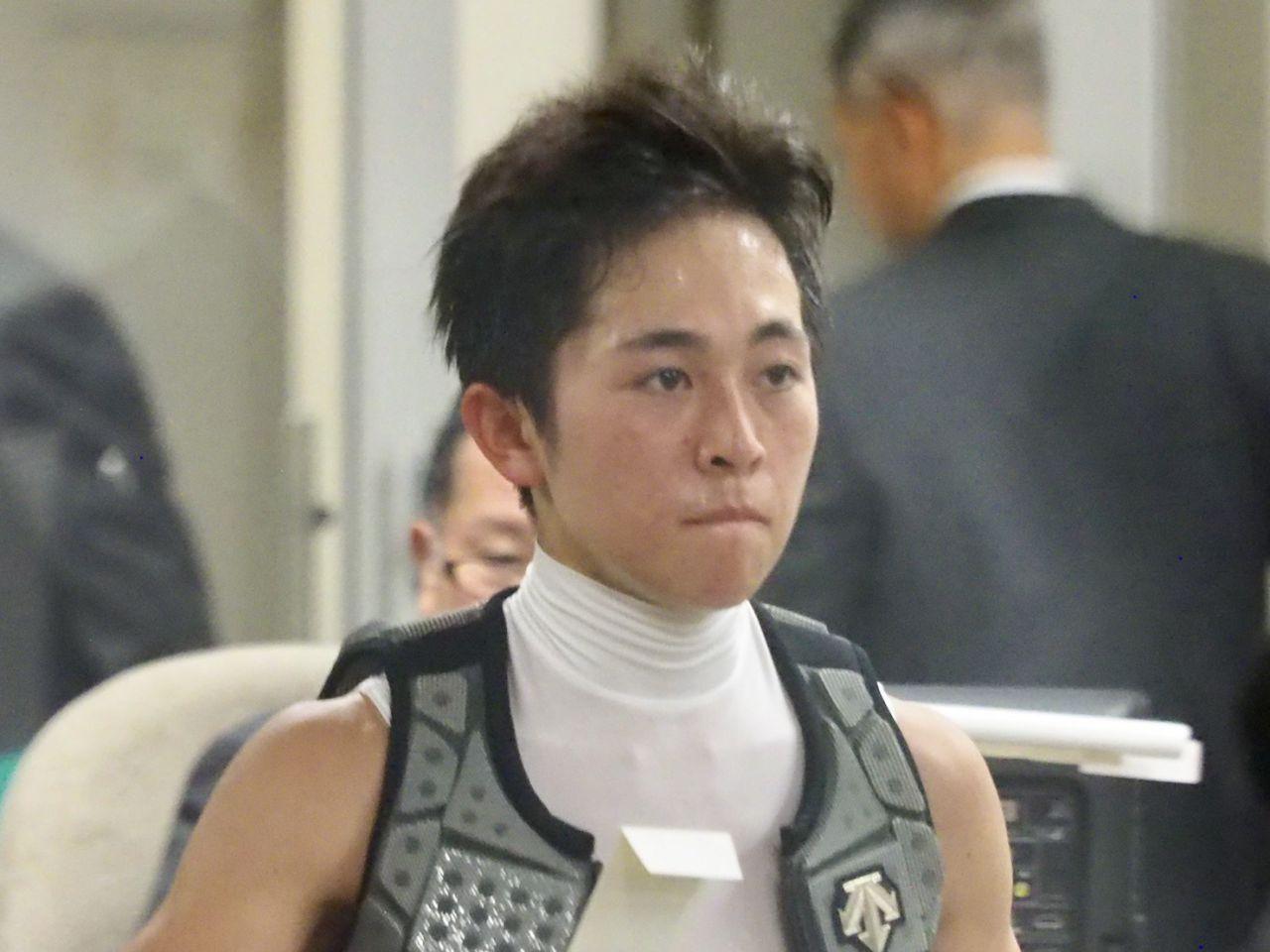 永島まなみ騎手 JRA初勝利!