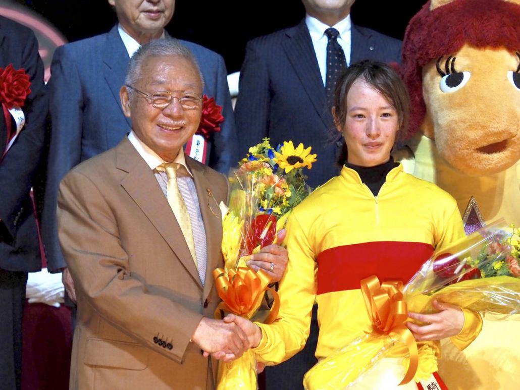 【東京盃】菜七子「沢山の方に感謝をしたい」JRA女性騎手初の重賞制覇を達成!