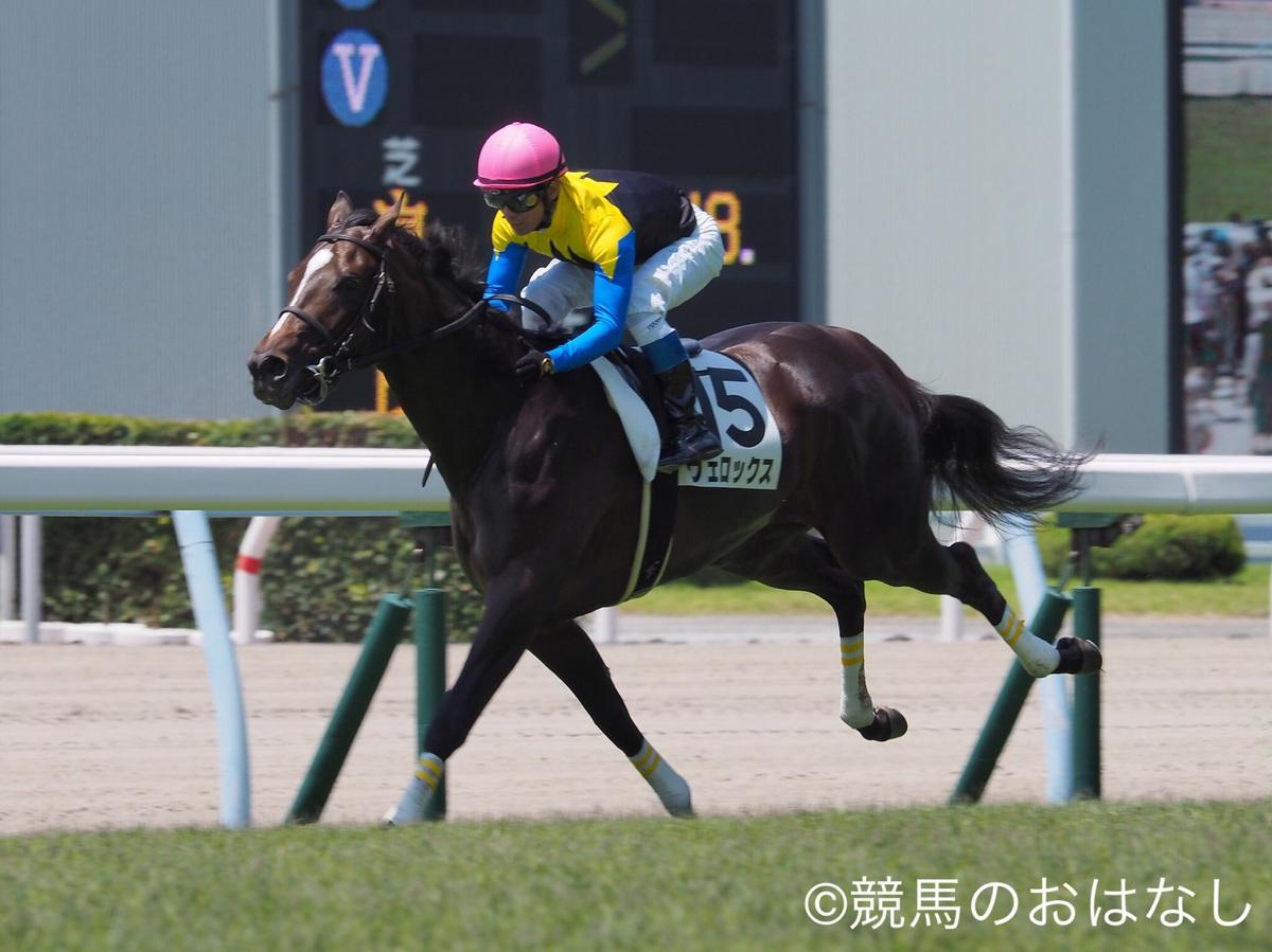 【東京1R】菜七子が今年の36勝目