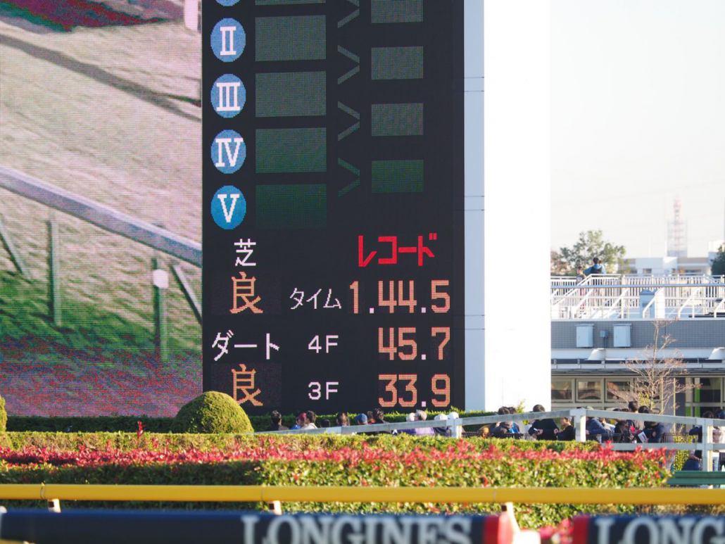 【東スポ杯2歳S】ビュイック「適性の差」レース後ジョッキーコメント