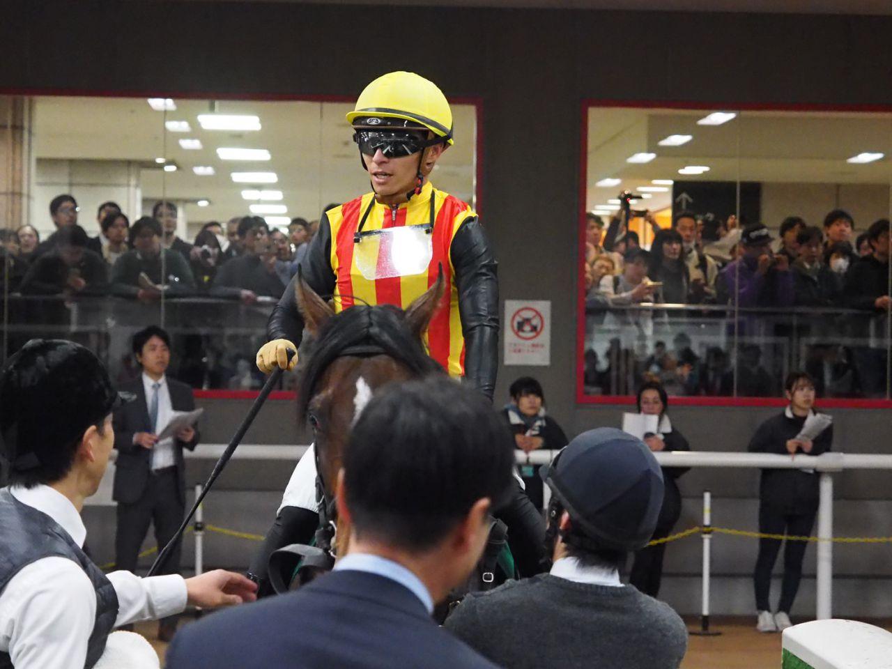 【東スポ杯2歳S】川田「勝ち馬が強過ぎました」アルジャンナは2着