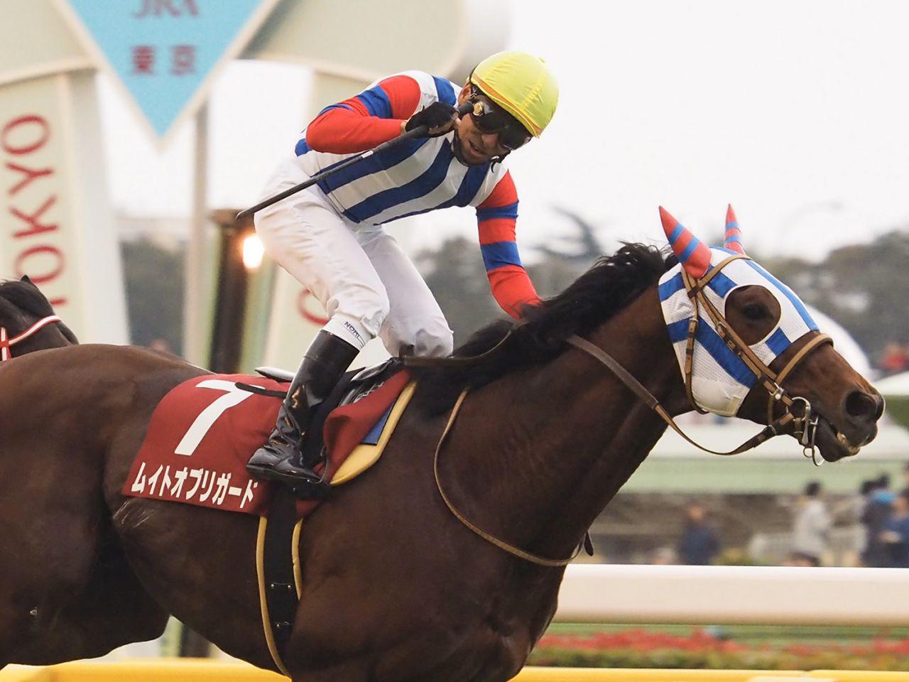 【アルゼンチン共和国杯】横山典「乗っていても楽でした」ムイトオブリガードが重賞初制覇!