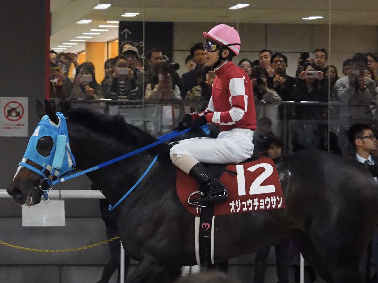 【アルゼンチン共和国杯】ルメール「重賞は勝てそう」直線伸びるも3着まで