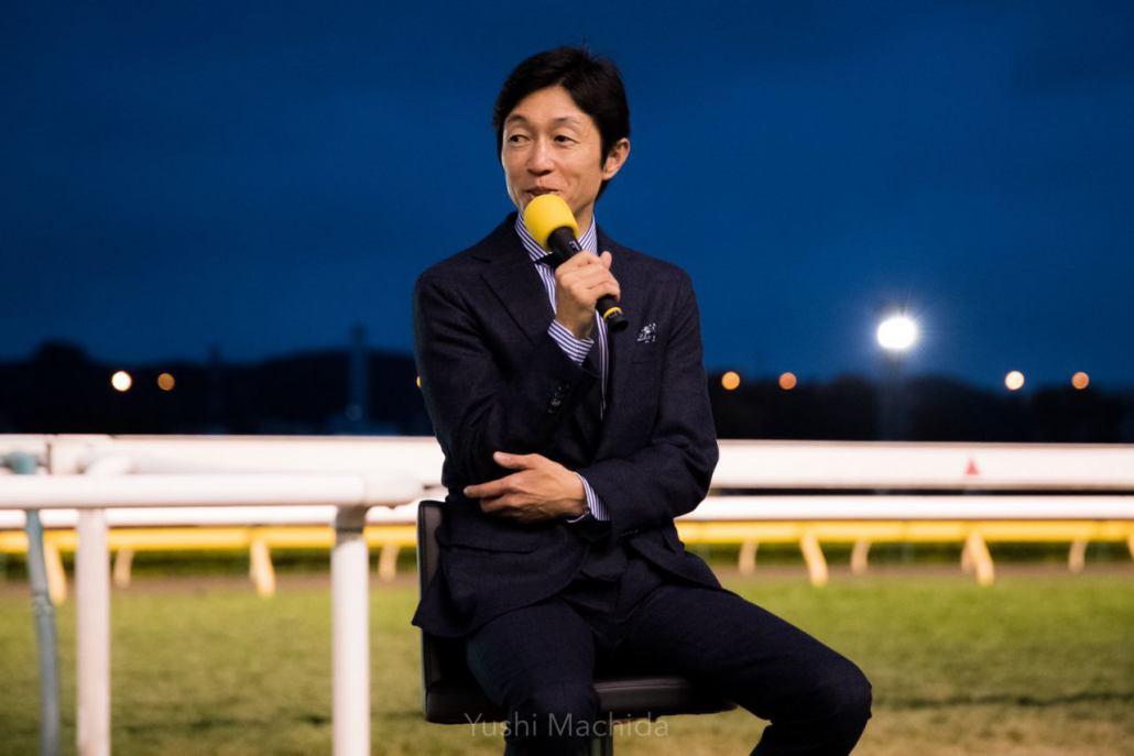 ディープインパクトメモリアル 武豊騎手 池江泰郎元調教師がトークショー