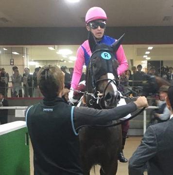 土曜東京6R新馬はスミヨン騎乗のナイルリバーが追い比べを制す