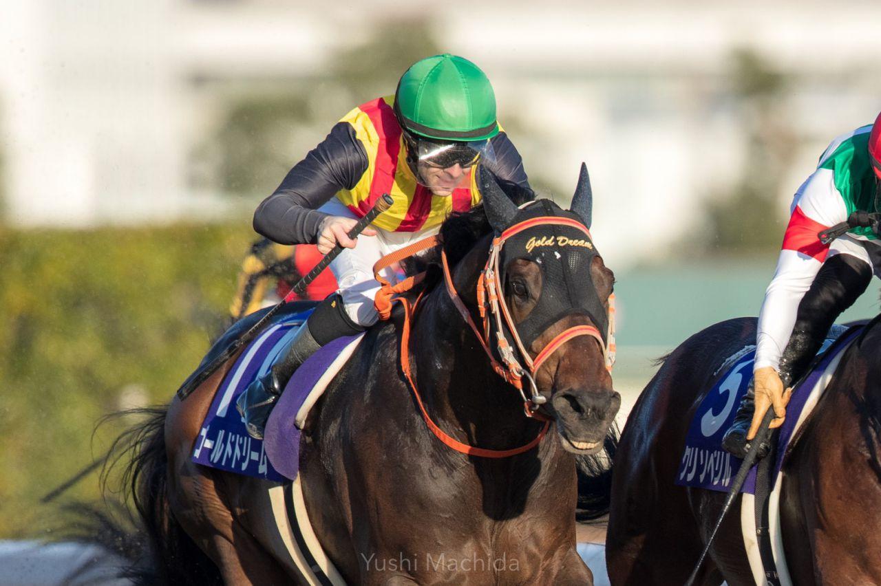 【チャンピオンズC】武豊「馬も我慢してくれた」インティはあわやの3着