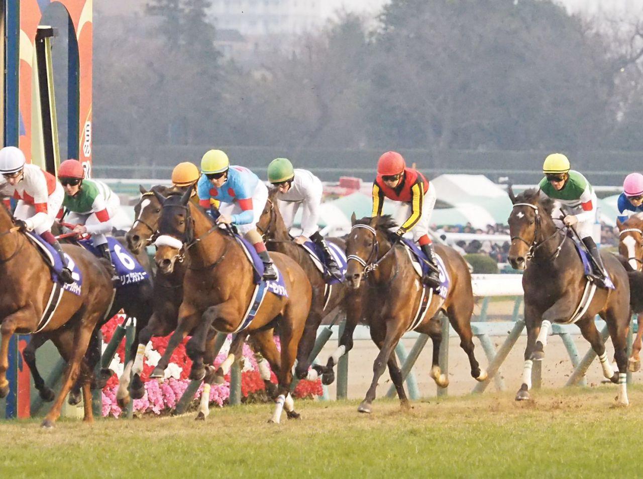 【有馬記念】池添謙「1番勝ちに行ったのはこの馬」フランス帰りのフィエールマンは4着