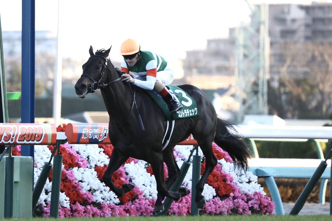 【ターコイズS】デムーロ「勝った馬が強かった…」レース後ジョッキーコメント