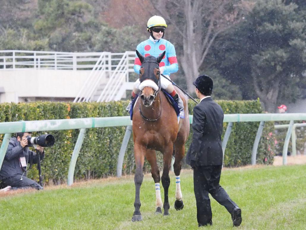 【有馬記念】ルメール「最後は疲れてしまった」レース後ジョッキーコメント