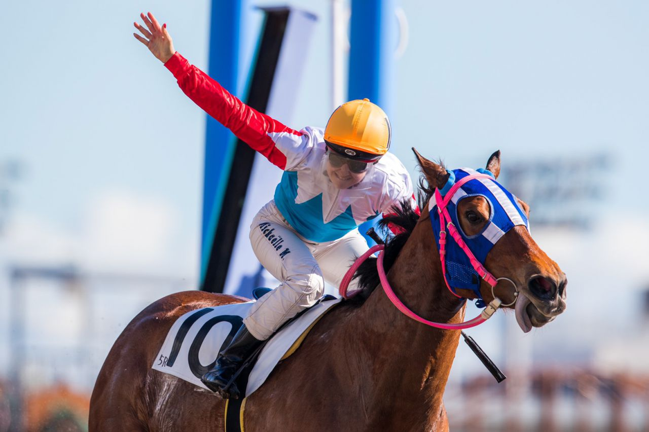 【Yushi Machida PHOTO】新馬戦