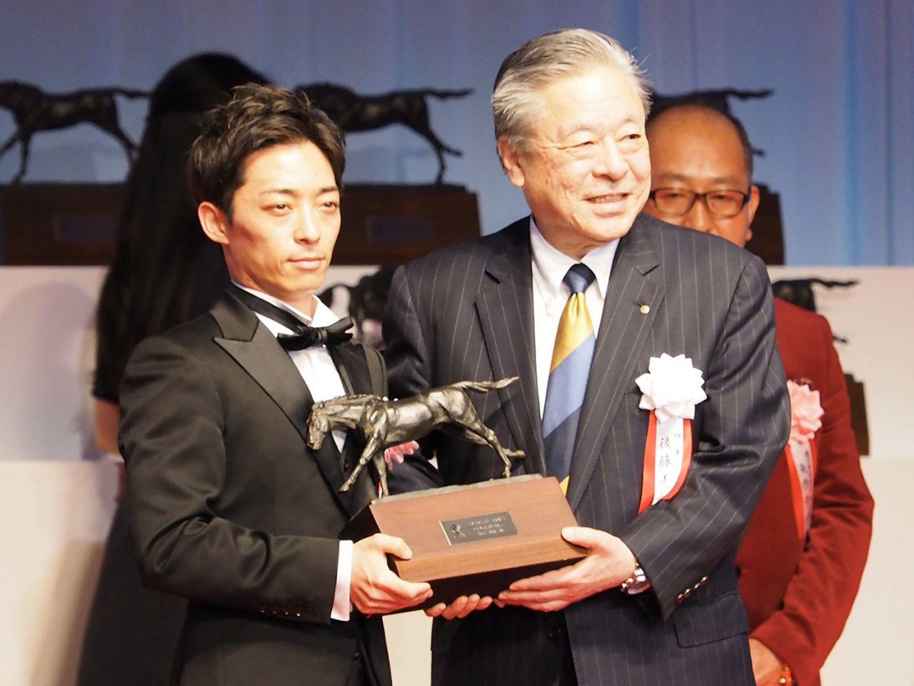 【JRA賞】ルメール「日本馬で海外に行って勝ちたい」MVJ