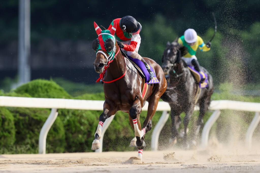 【Yushi Machida PHOTO】地方競馬