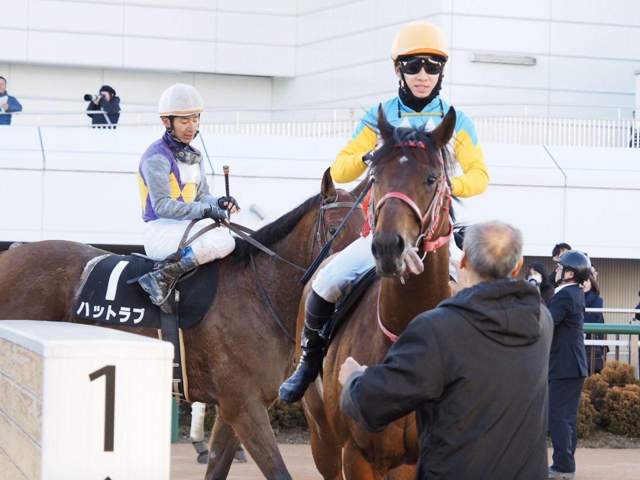 【ジャニュアリーS】距離短縮で変身!ヨシオが勝利!