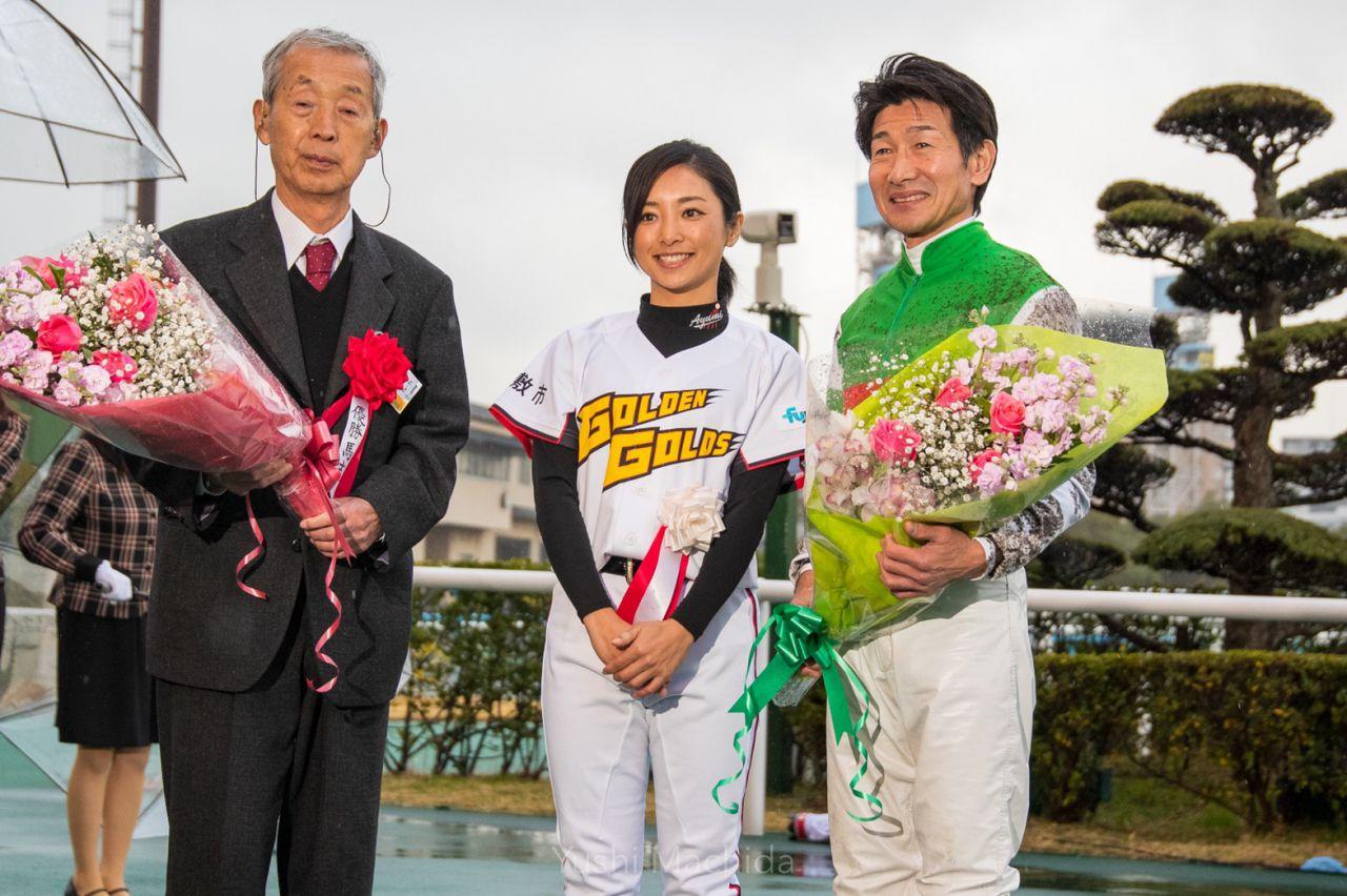 【愛知杯】武豊「勝ち馬の決め手が上」レース後ジョッキーコメント