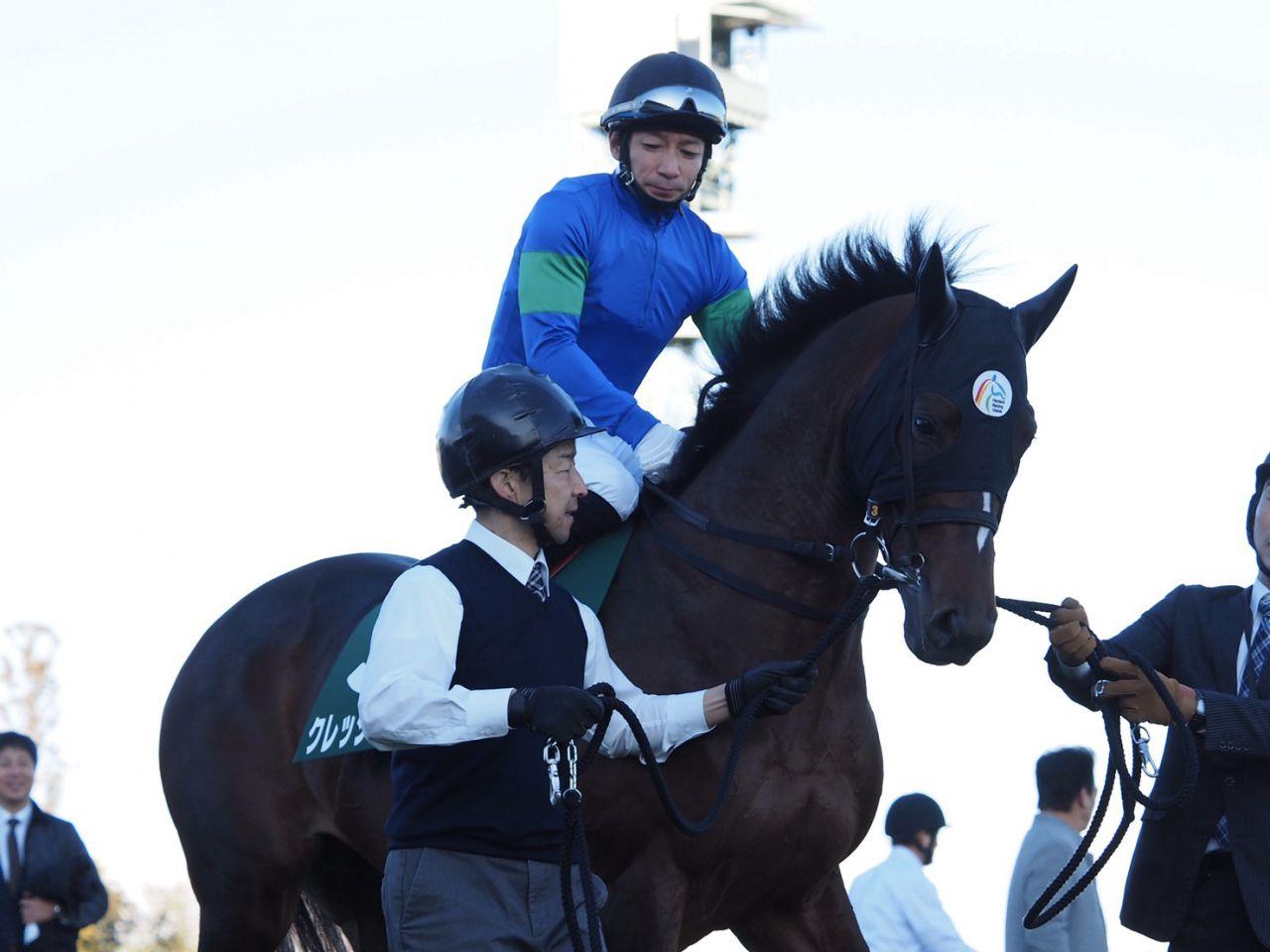 【中山金杯】デムーロ「皇成が怪我してなかったら嬉しいです」トリオンフが重賞3勝目!