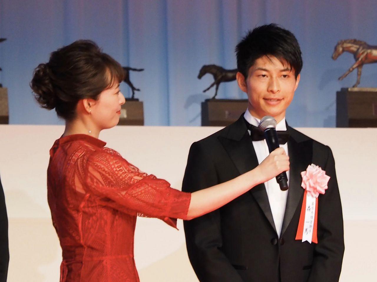 【JRA賞】川田将雅騎手「ルメールさんに勝ってセンターに」JRA最高勝率騎手