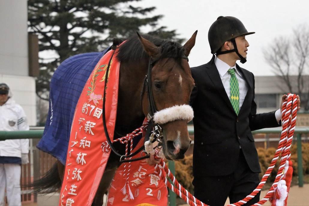 【弥生賞】武豊騎手「ディープに似ていた」サトノフラッグが完勝