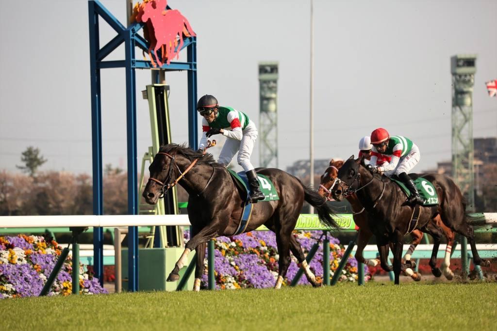 【ダービー卿CT】8歳馬クルーガーが混戦から抜け出す