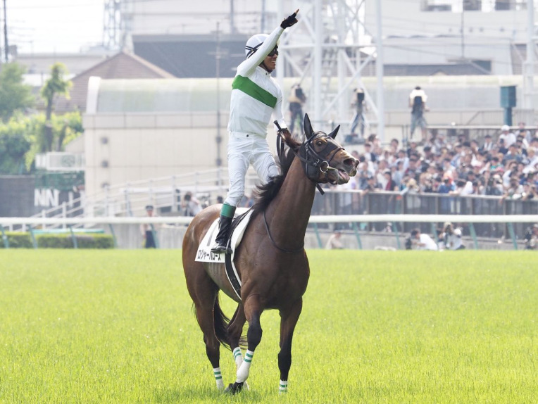 【外厩】日本ダービー(G1)