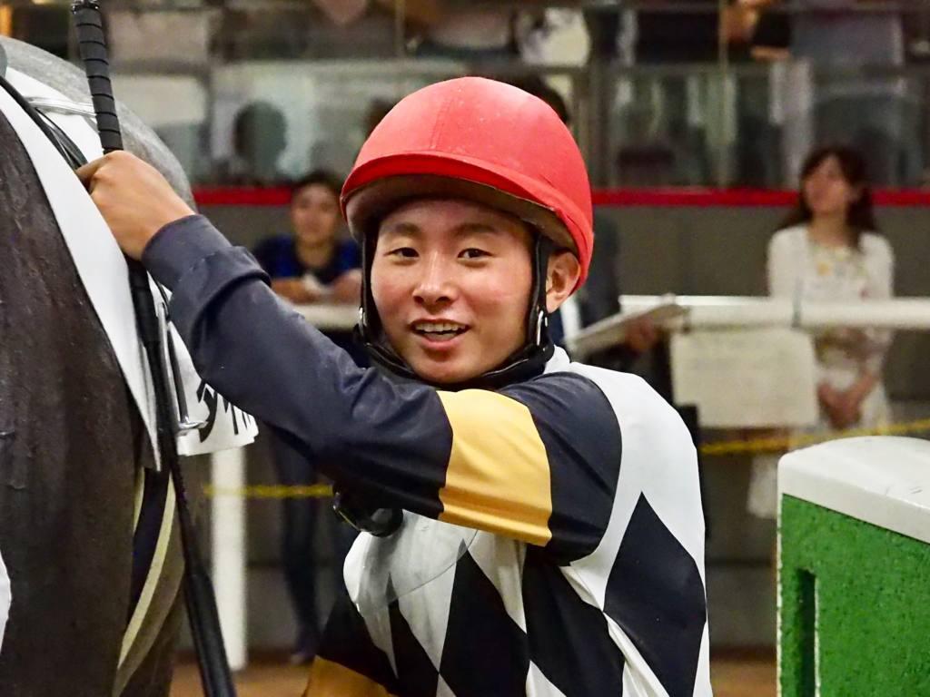 中谷雄太騎手 最終騎乗を終えてのコメント