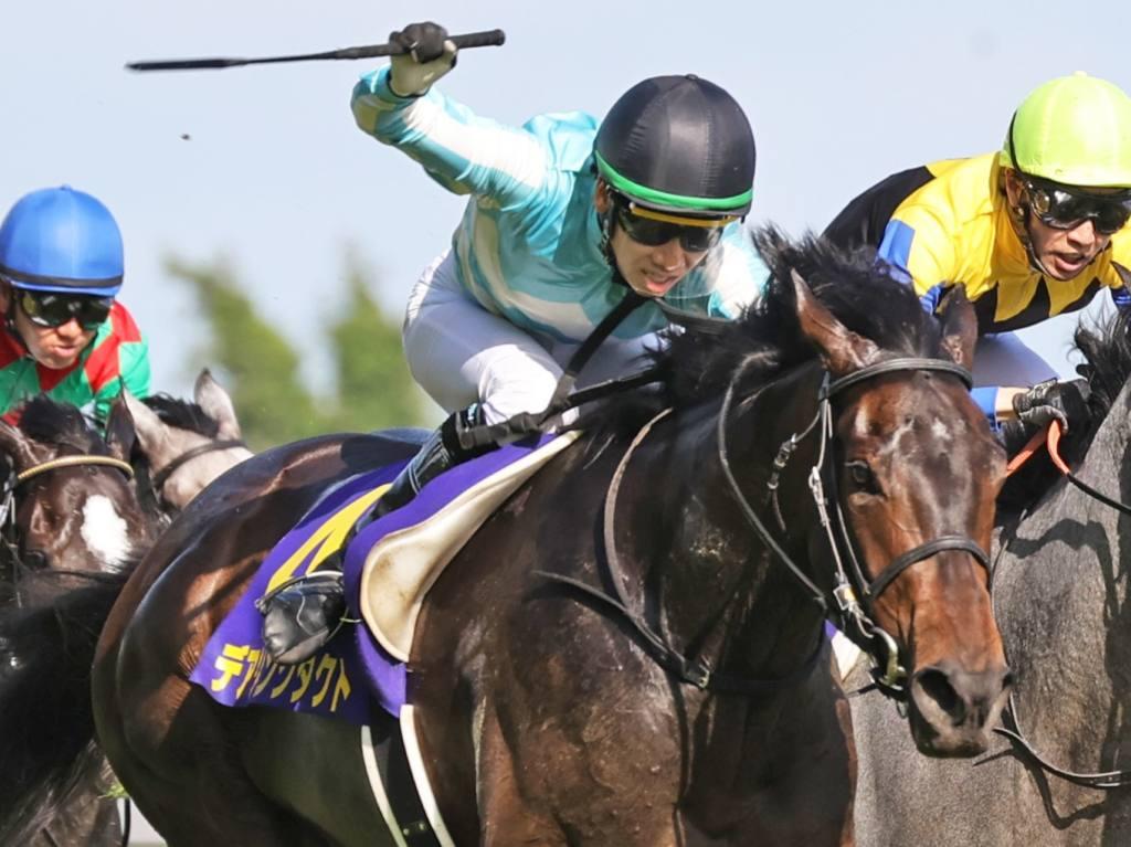 【オークス】松山「馬にありがとうと言いたい」デアリングタクトが無敗の2冠を達成!