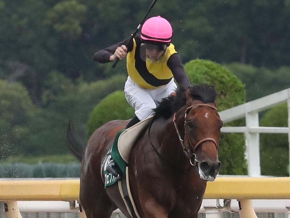 【米子S】3歳牝馬スマイルカナが古馬撃破