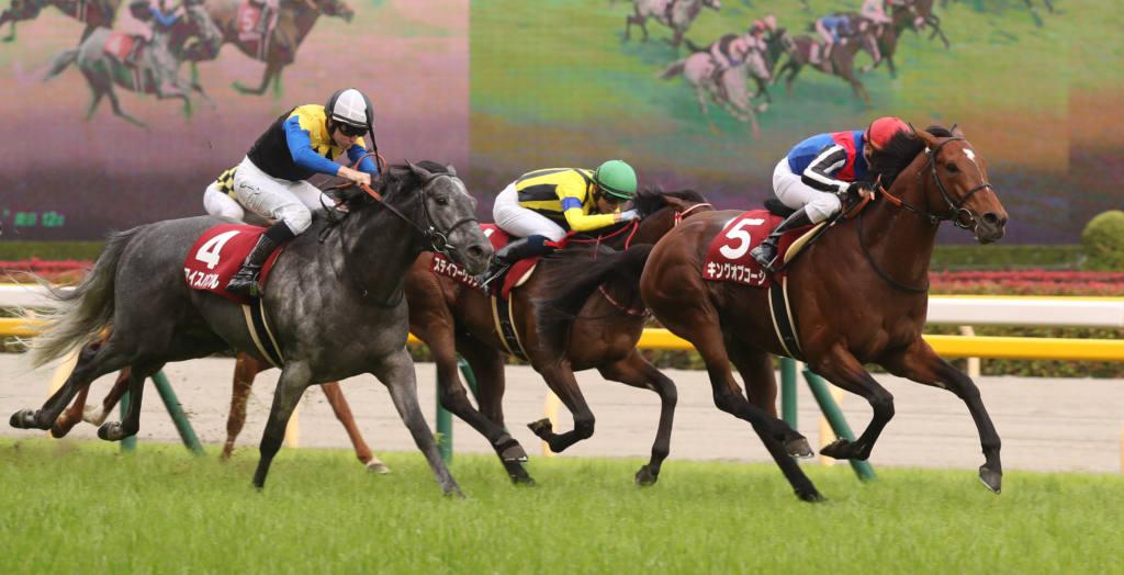 【目黒記念】キングオブコージが4連勝で重賞初V!