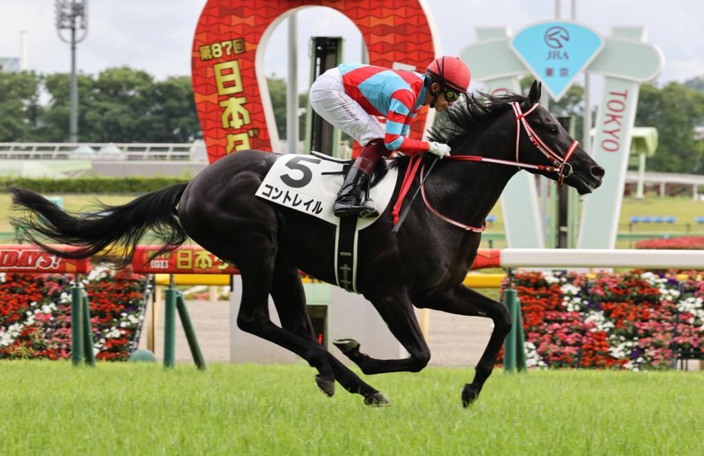 【日本ダービー】レーン「1頭だけ強い馬がいた」レース後ジョッキーコメント