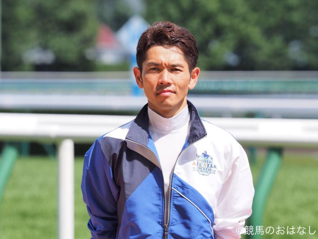 【東京3R】戸崎圭太が復帰後初勝利!