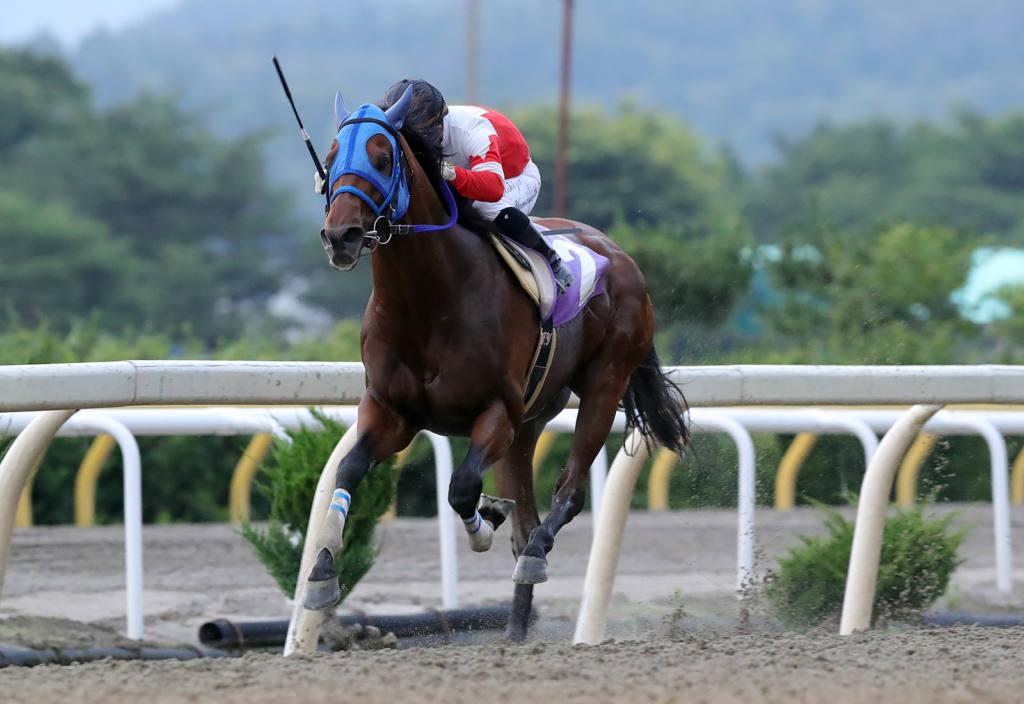 【水沢・フェアリーC】5番人気のボルドープラージュが2着に2馬身差を付ける快勝