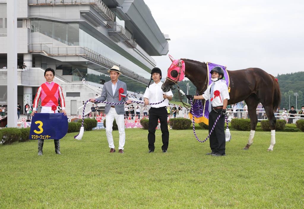 【マーキュリーC】川田「いつもどおりの競馬」レース後ジョッキーコメント