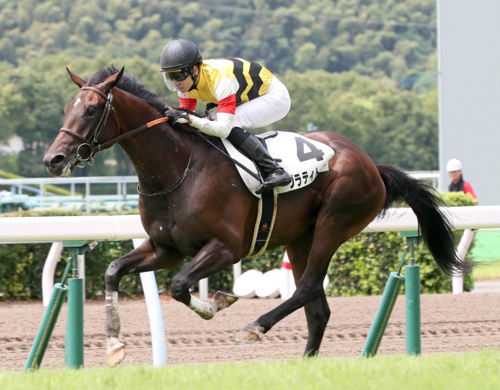 【新馬/小倉5R】グラティトゥーがデビューV!ディープモンスターは放馬で除外