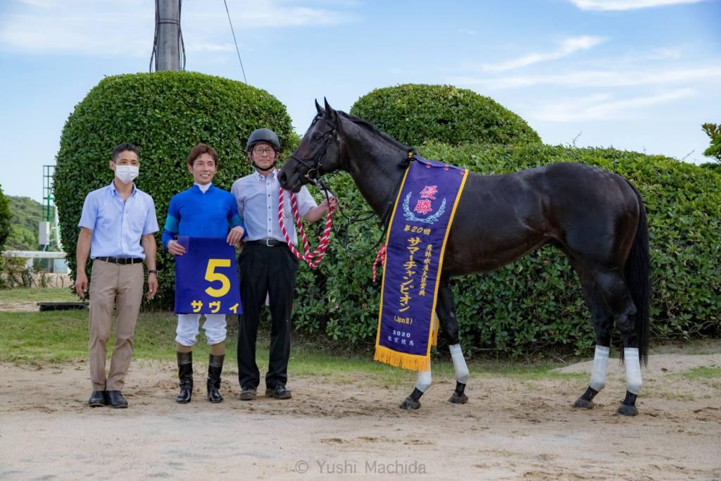 吉村智洋騎手が3度目の1日6勝を達成