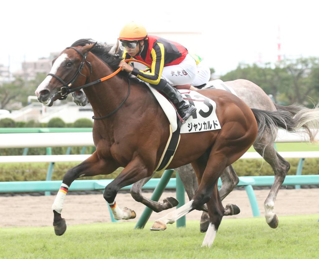 【新馬/中山5R】ハービンジャー産駒 ジャンカルドがデビューV!