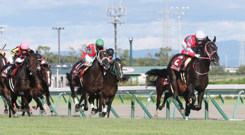 【神戸新聞杯】コントレイルが秋初戦を快勝!無傷の6連勝