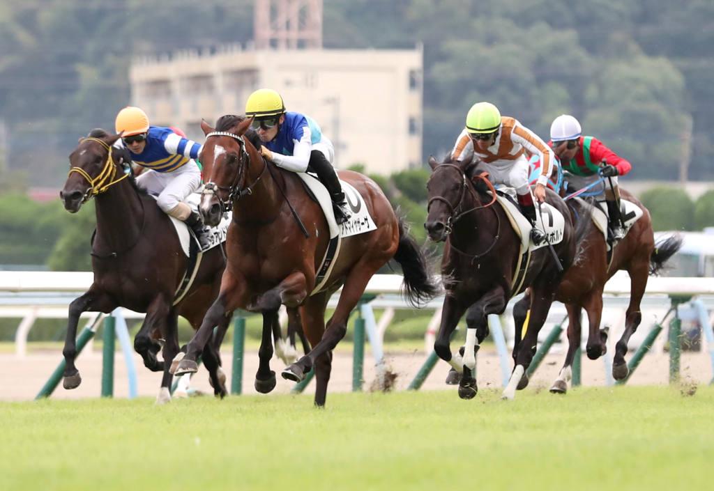 【新馬/小倉5R】ドゥラメンテ産駒 アドマイヤザーゲがデビューV