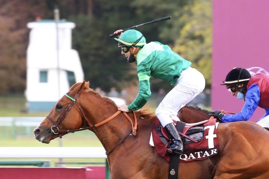 【凱旋門賞】橋田師「馬場が粘土状」日本のディアドラは8着