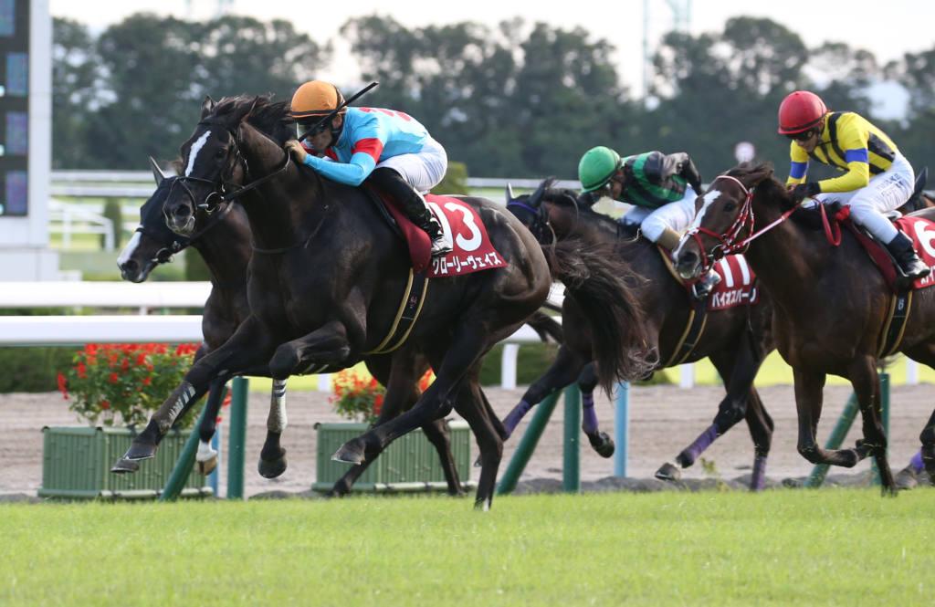 【京都大賞典】グローリーヴェイズが秋初戦を勝利!