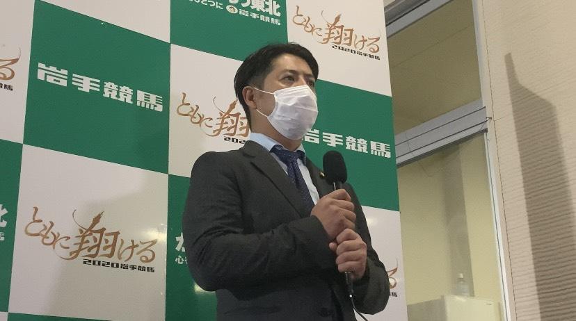 【南部杯】栗田徹調教師「馬に感謝」アルクトスが交流G1初制覇!