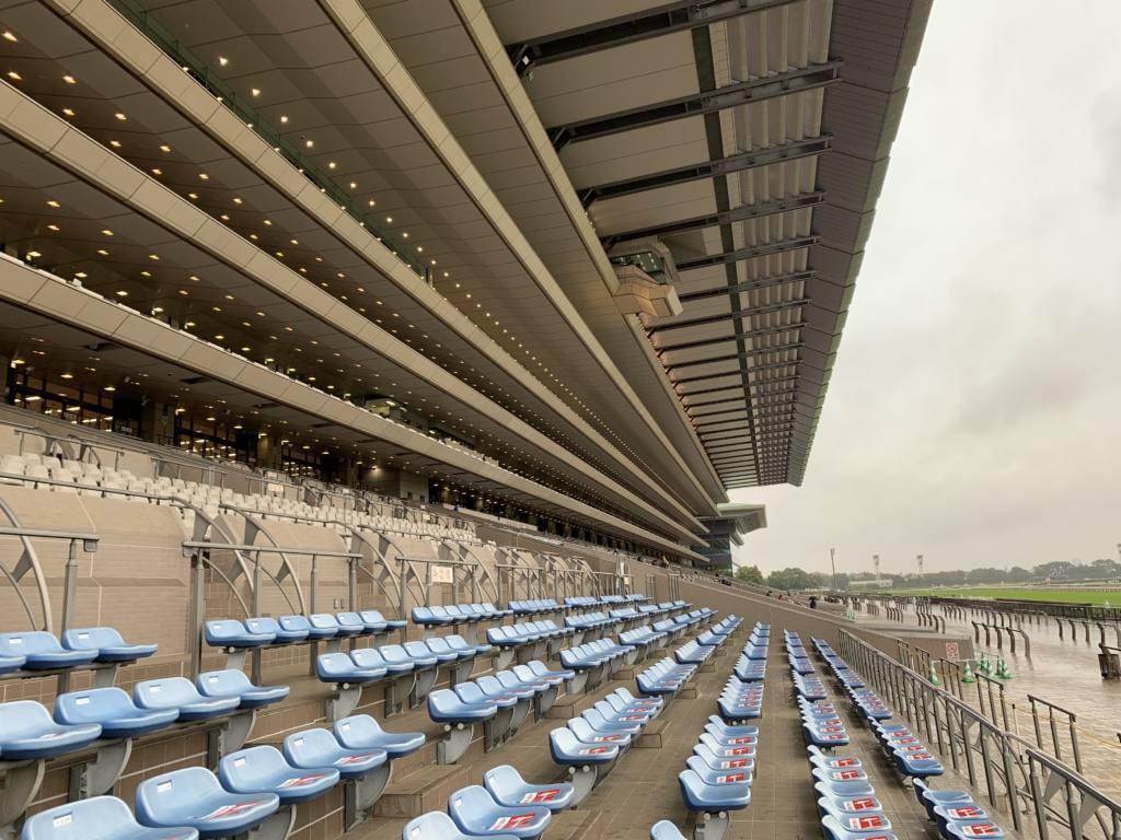 第5回中山競馬・第6回阪神競馬・第3回中京競馬におけるお客様のご入場
